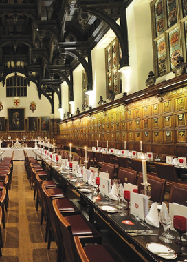 Qs Annual Dinner Middle Temple