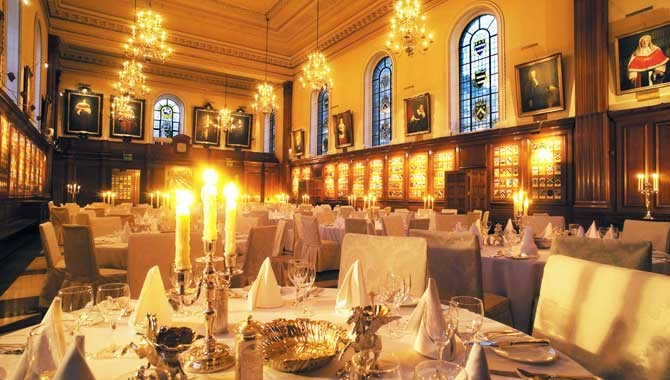 "Dining In The Dark London >> ""Magna Carta and the Templars"" Sir John Baker at Inner ..."