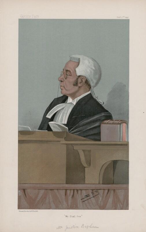John Bigham, 1st Viscount Mersey of Toxteth