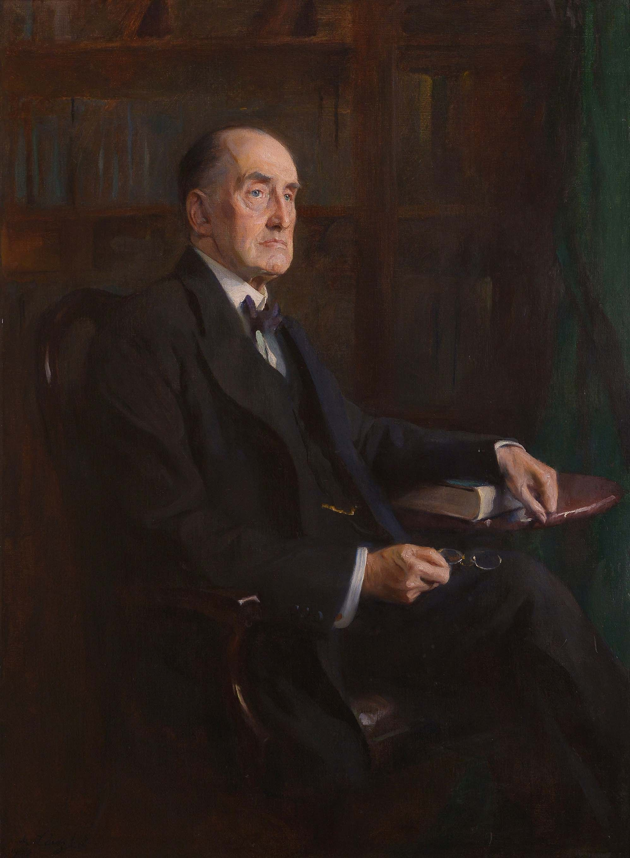 Edward Carson, Baron Carson of Duncairn