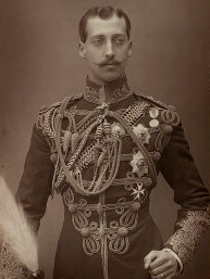 HRH Prince Albert Victor, Duke of Clarence and Avondale