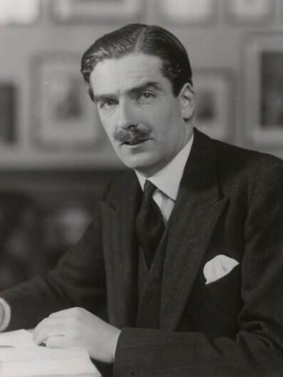Anthony Eden,  1st Earl of Avon