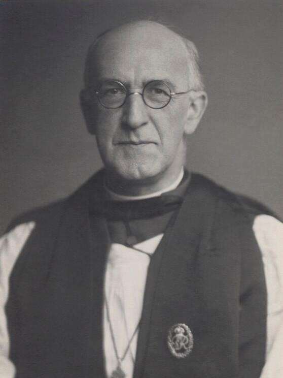 Geoffrey Fisher,  Baron Fisher of Lambeth