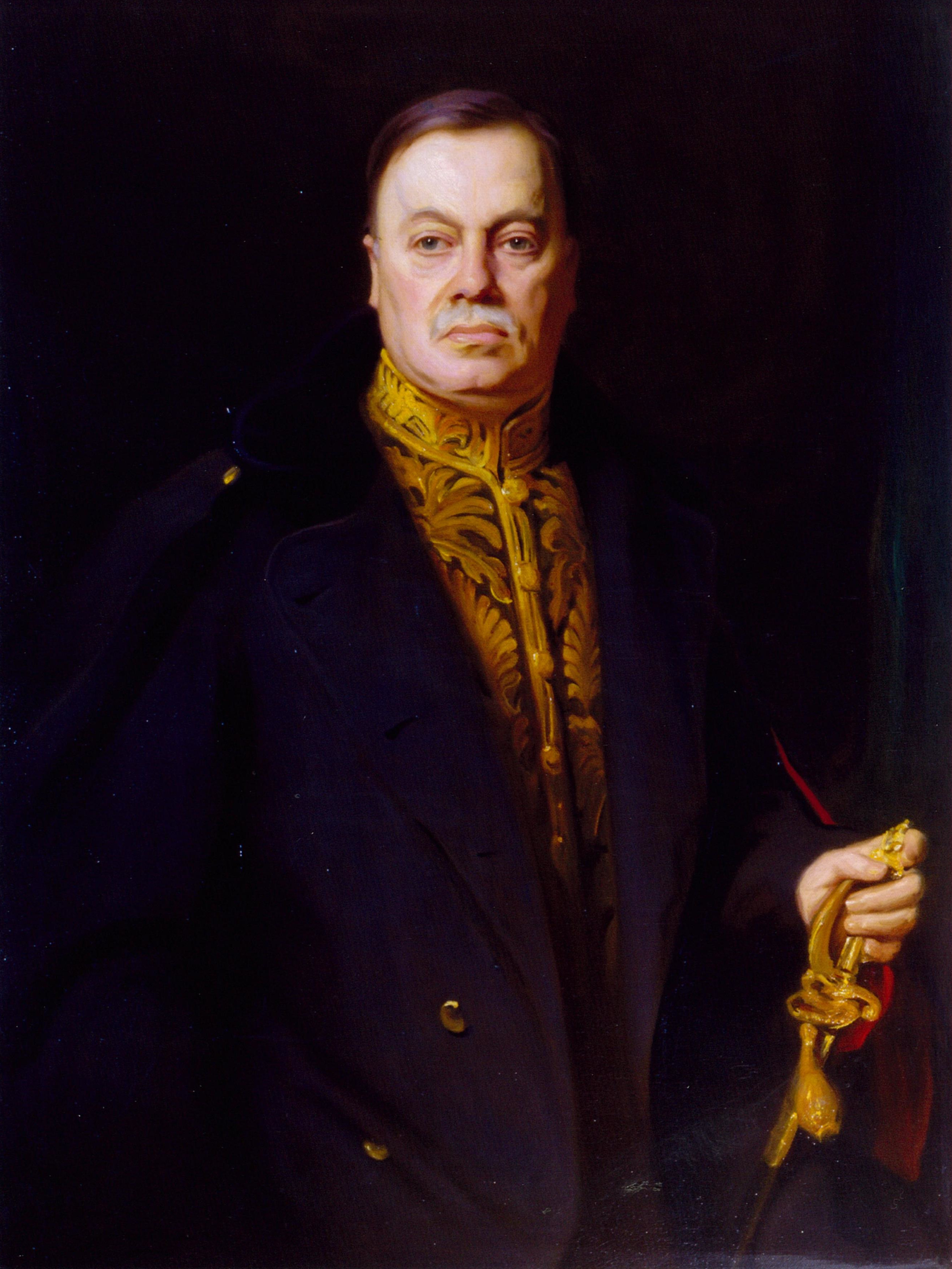 Harold Harmsworth,  1st Viscount Rothermere