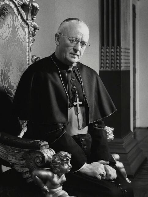 Cardinal John Heenan