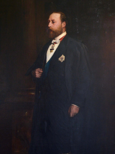 HM King Edward VII