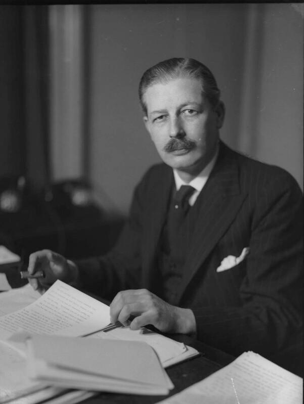Harold Macmillan,  1st Earl of Stockton