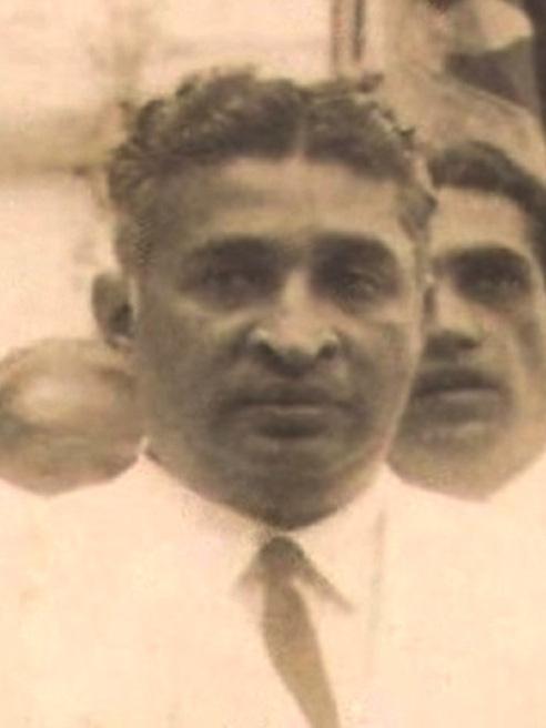 Dudley Shelton Senanayake